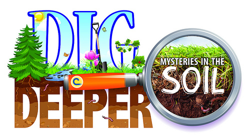 Soil and Water Conservation Week Theme Logo